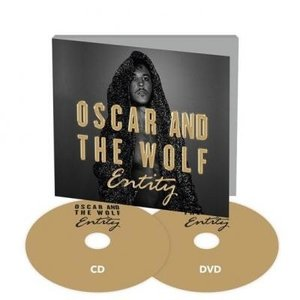Oscar & The Wolf - Entity Deluxe + Live@Sportpaleis (CD + DVD)
