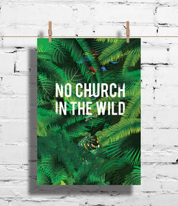 2012 - No Church In The Wild