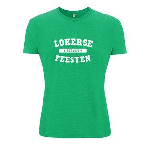 T-shirt Lokerse Feesten College Green