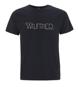 """Male T-shirt """"Wilfried"""" Navy"""