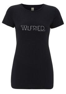 "Female T-shirt ""Wilfried"" Navy"
