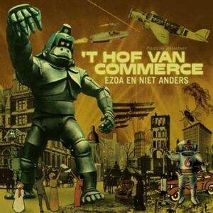 't Hof van Commerce - Ezoa en Niet Anders (CD)