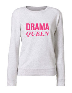 Vijf - Drama Queen - Cream Grey (Women - Sweater)