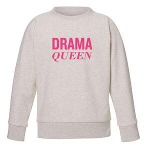 Vijf - Drama Queen - Cream Grey (Kids - Sweater)
