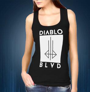 Diablo Blvd - Logo Tank Top