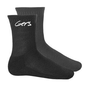 Gers Pardoel - Black Gers Socks