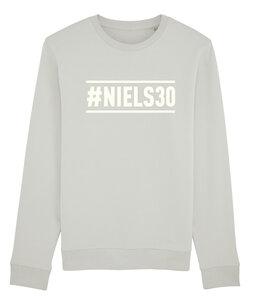 "Niels Destadsbader - Opal Kids ""#Niels30"" sweater"