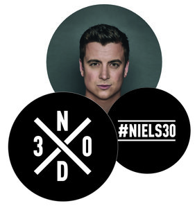 Niels Destadsbader - Button Set (3)