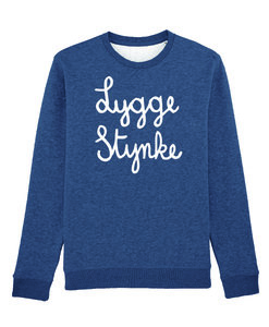 Eva Mouton - Lygge Stynke (Dark Heather Blue)