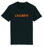 Callboys - Black Logo T-shirt