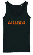 Callboys - Black Logo Tank Top
