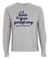 De Mol - Het leven is geen ponykamp (women - sweater)
