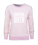Vijf - Shopping Queen - Cream Pink (Women - Sweater)