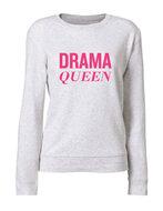 Vijf - Drama Queen - Cream Grey (Women - Sweater)