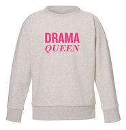 Vijf - Drama Queen - Cream Grey (Kids - Sweater)
