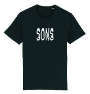 "SONS - Black Unisex ""Sons"" T-shirt"